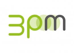 3pm logo