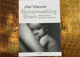 Het Nieuwe Borstvoeding Boek omslag