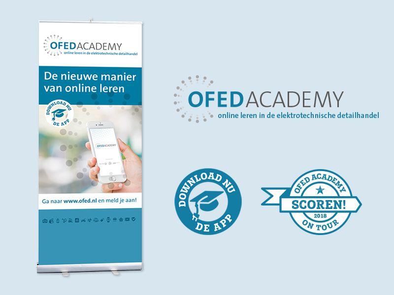 OFED Academy logo's