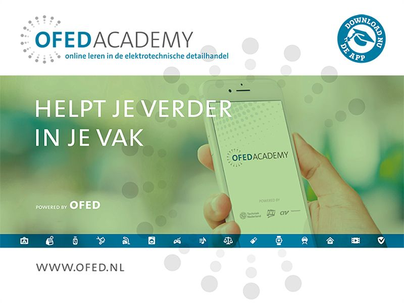 OFED Academy wand