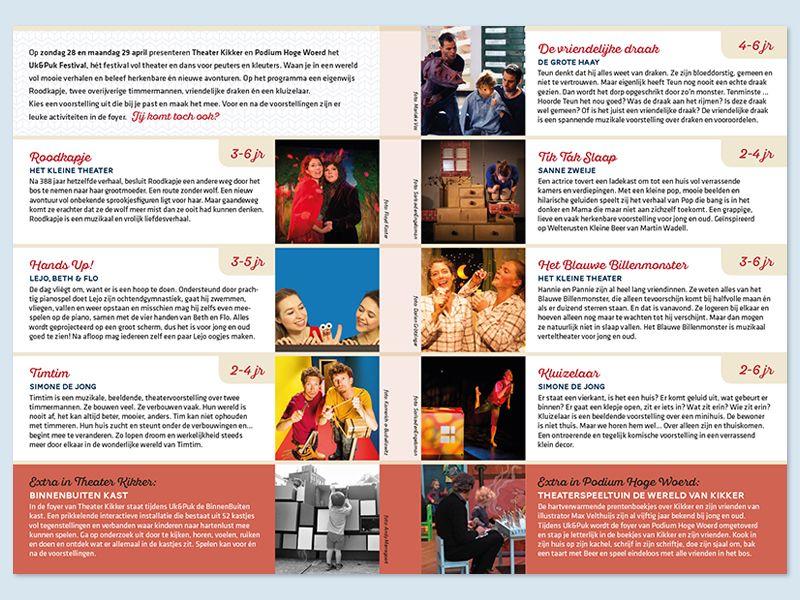 Uk & Puk Festival folder