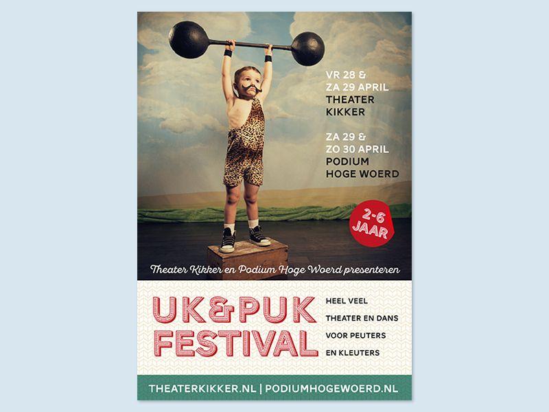 Uk & Puk Festival poster 2017