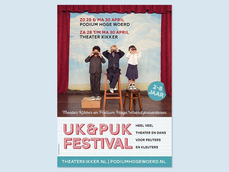 Uk & Puk Festival poster 2018