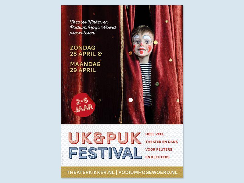 Uk & Puk Festival poster 2019