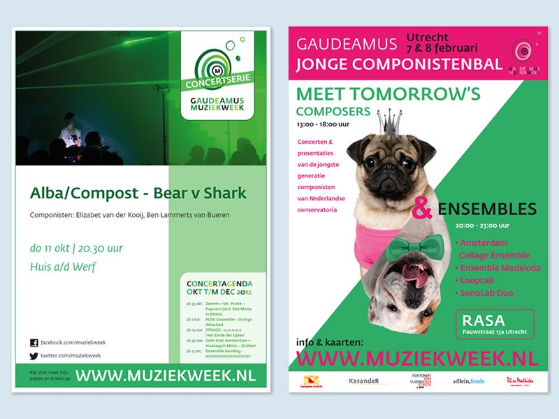 Gaudeamus posters