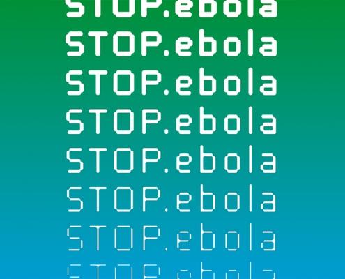 STOP.ebola logo