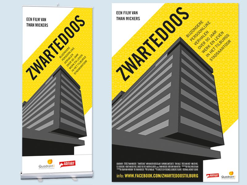 ZwarteDoos promotie