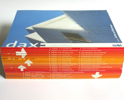 dax magazine